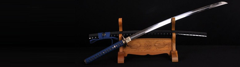 Design your unique katana, ninjato or iaito